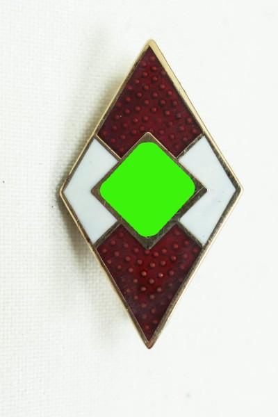HJ badge on pin Salmi RZM 141/143