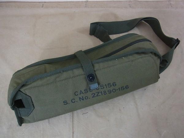 US Army Bag for US Radio Transmitter Radio Transmitter PRC-6 Banana