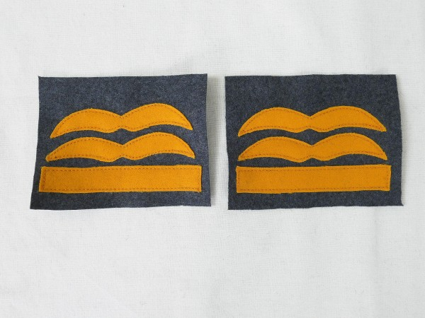 air force rank badge GENERALLEUTNANT special clothing Knochensack paratroopers