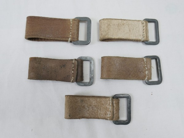 Original WK2 Belt strap Luftwaffe light brown