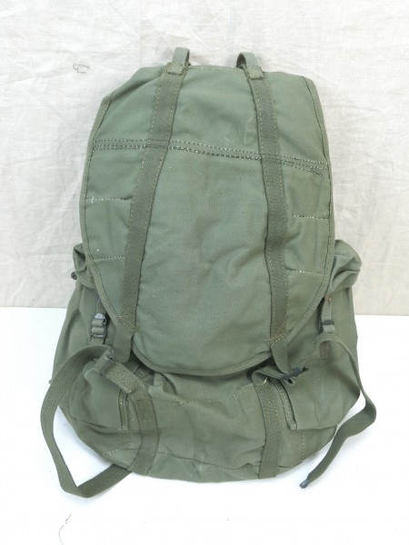 Type US Army WW2 Mountain Troops Backpack + Frame / Carrying frame