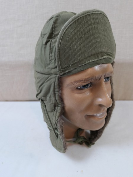 US ARMY Cap Field Pile OD Alpaca Cap Cap Cap size 7 1/4 (57/58)