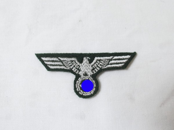 Wehrmacht M36 cap eagle embroidered shuttle field cap