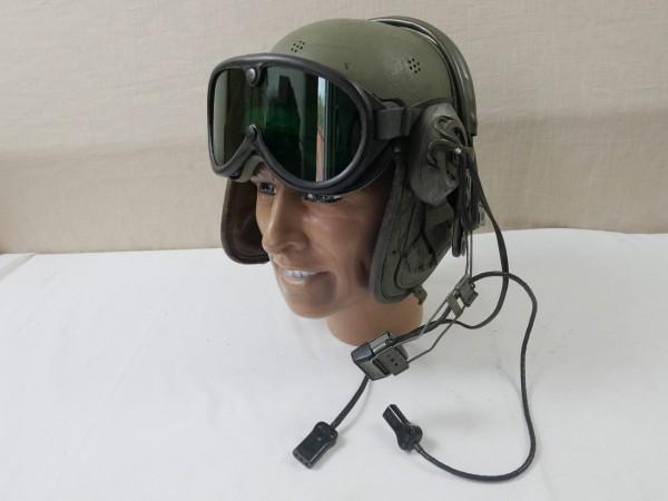 US Army Tank helmet Tanker helmet Tanker Tanker helmet early Bundewehr