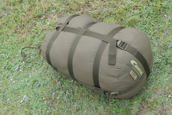 Carinthia Defence 4 oliv 200cm - 3-Jahreszeiten Schlafsack