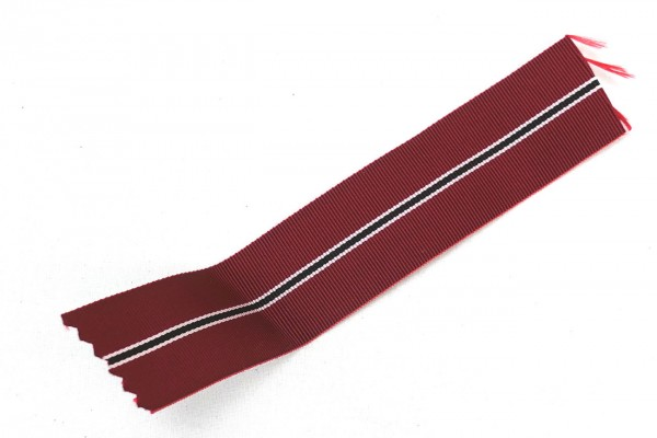Order Ribbon Winter Battle in the East 1941/42 ribbon section 15cm