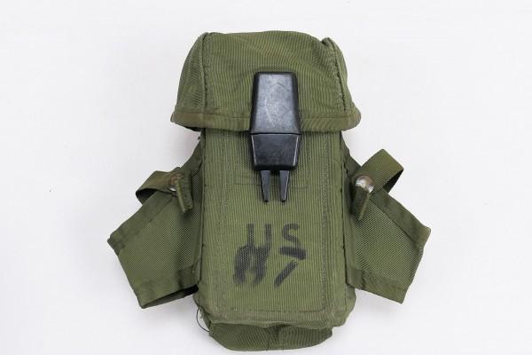 Original US Army M16A1 Ammunition pouch 1973 Magazine pouch Vietnam