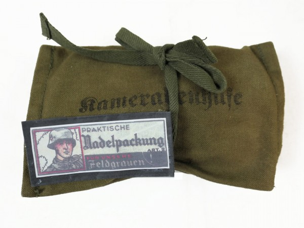 Wehrmacht sewing kit comrade help complete