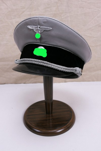 WSS Weapons Elite Visor Cap General with Effects Gr.60