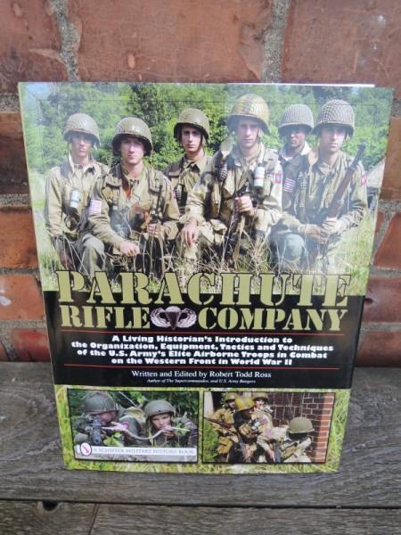 "Book ""Parachute Rifle Company"""