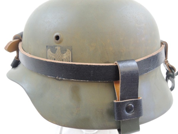 Wehrmacht helmet carrying frame for M 35, M 40 and M 42 helmet