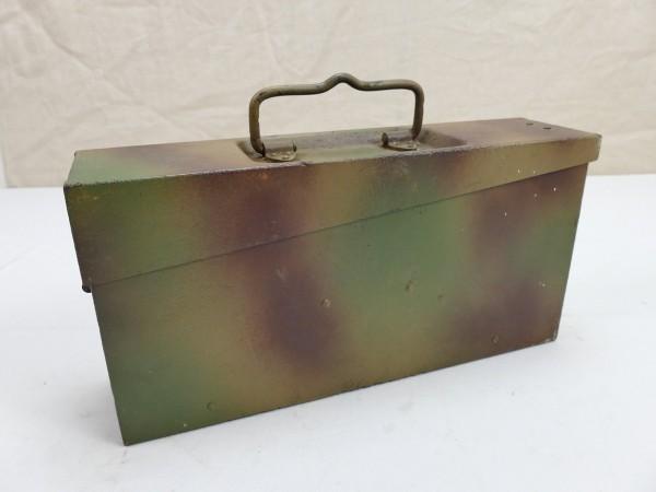 Camouflage MG34 MG42 MG cartridge box belt box accessories box tool box #12