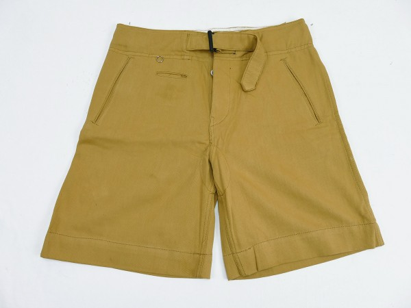Wehrmacht DAK Afrikakorps khaki tropical trousers short tropical uniform shorts