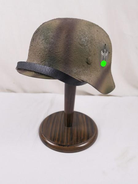 Wehrmacht camouflage steel helmet DD Rauhtarn 3color camouflage M35 M40 M42 size 57/58