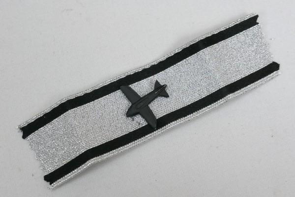 Tieffliegervernichtungsabzeichen Badge of the Army Level Silver