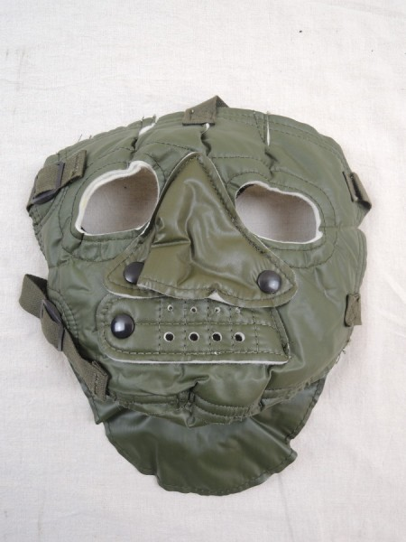 "US winter cold protection mask ""Lecter"" additional clothing mask extreme cold weather"