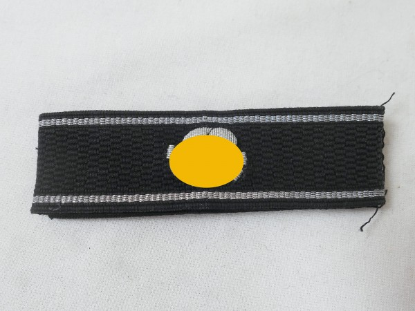 Elite Elite Skull silver thread embroidered Officer