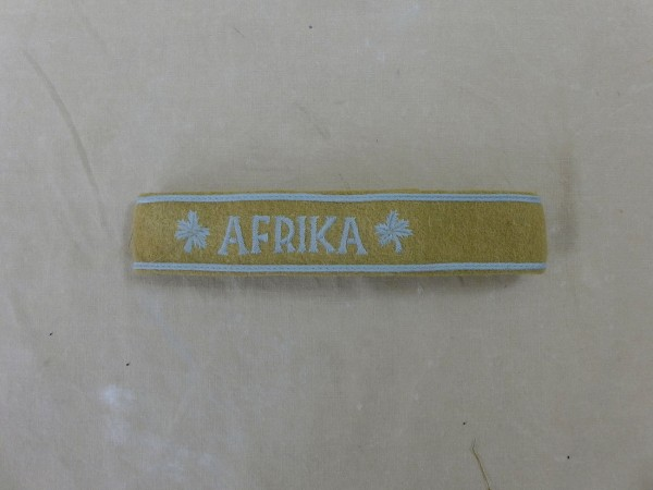 Badge sleeve band AFRIKA teams