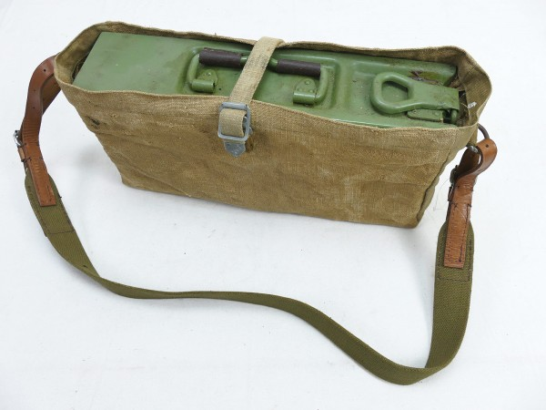 Carry Bag Carry Bag + Type Wehrmacht MG34 MG42 MG53 Cartridge Box Belt Case