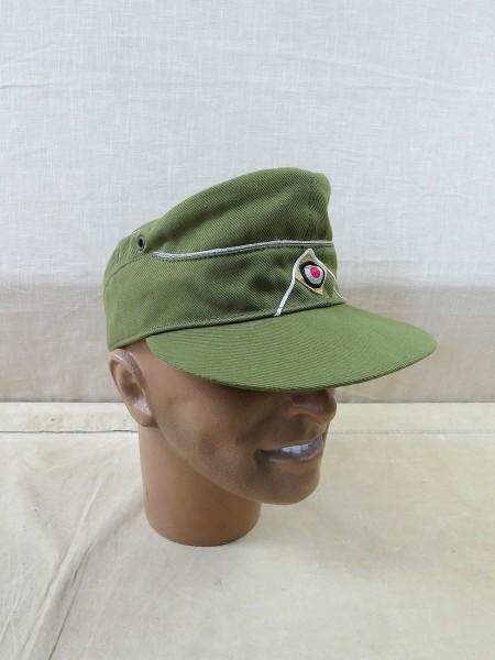 Africa Corps Officer Lubstein Tropical Cap M41 Field Cap DAK