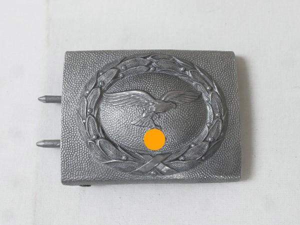 Luftwaffe belt buckle aluminium manufacturer C.T.D.
