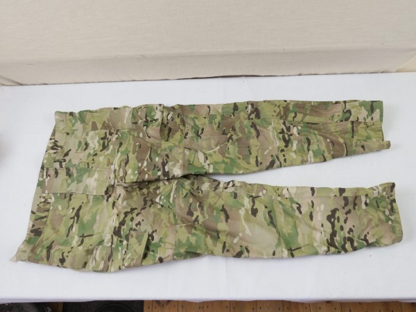 Size M - Denmark Gore-tex wetness protection trousers Multicam rain trousers 2017