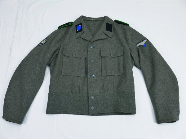 """Wehrmacht Field Blouse M40 Uniform Infantry Movie Prop """"The Downfall"""