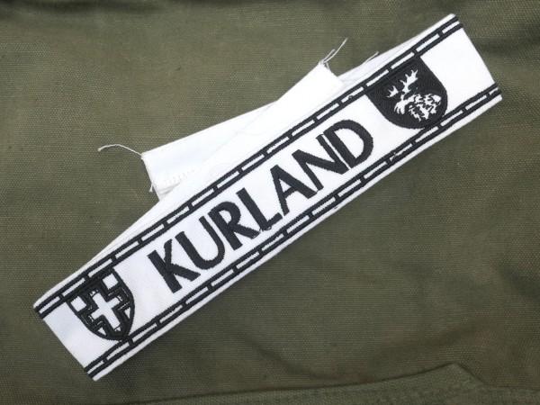 Wehrmacht Cuff Kurland