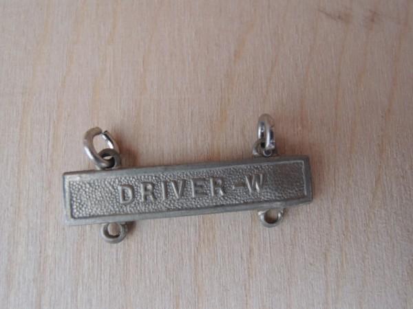 "US marksman badge extension "" Driver-W """