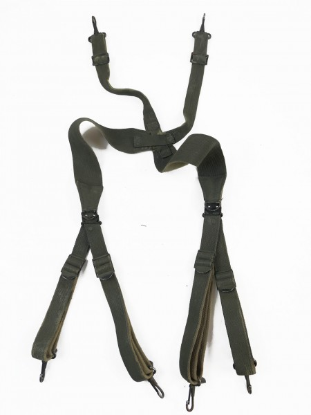 US Army WK2 Suspenders / belt harness