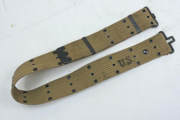 Original US Army Pistol Belt M-1936 / 115cm Hole Coupler
