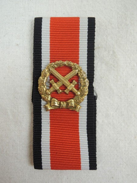 Honorary leaf clasp of the German Army in 1957 execution