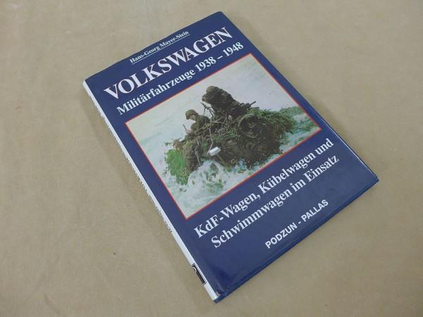 Book : H.-G. Mayer-Stein - Volkswagen Military Vehicles 1938-1948
