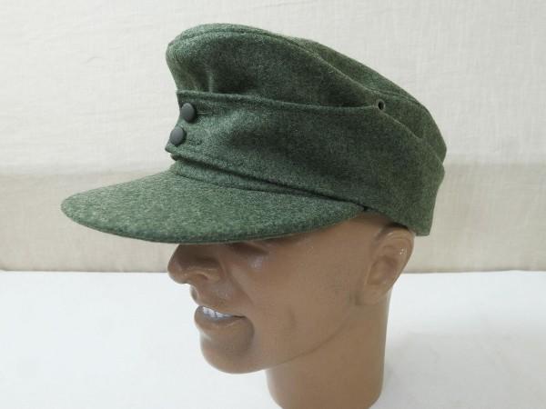 Wehrmacht Lubstein field cap M43 bashlime cap EREL field grey Teams
