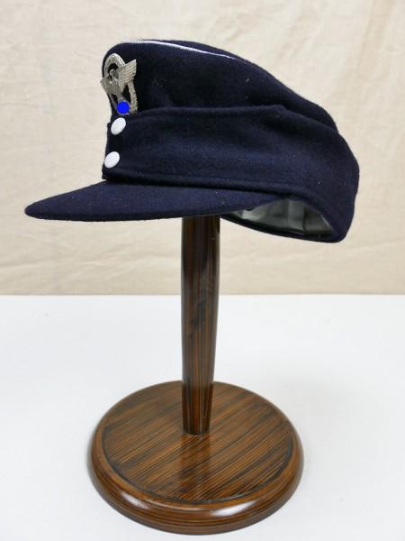 Water police officer M43 field cap Baschlik cap M1943 with badge