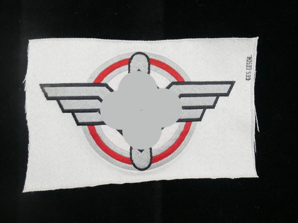German Air Sports Association badge for sports shirt / woven sports suit
