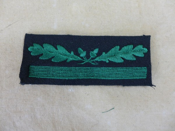 Lieutenant WH / SS badge for camouflage clothing + special clothing / badge