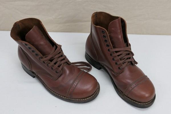 US Army WW2 Boots Leather Gr.8 - EU 42
