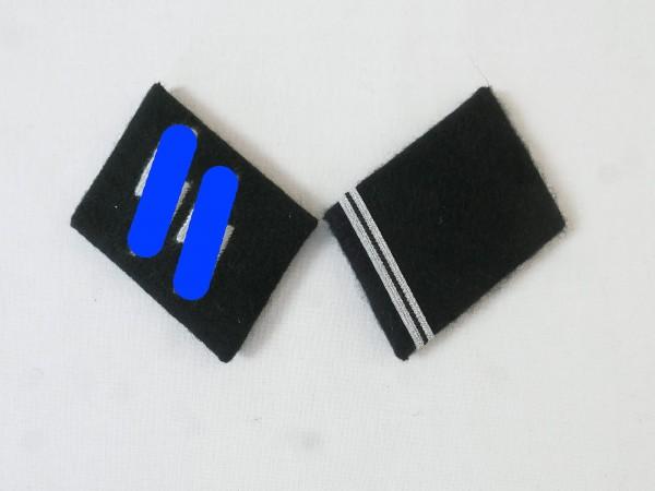 Waffen Elite collar mirror / Sturmmann private , pair