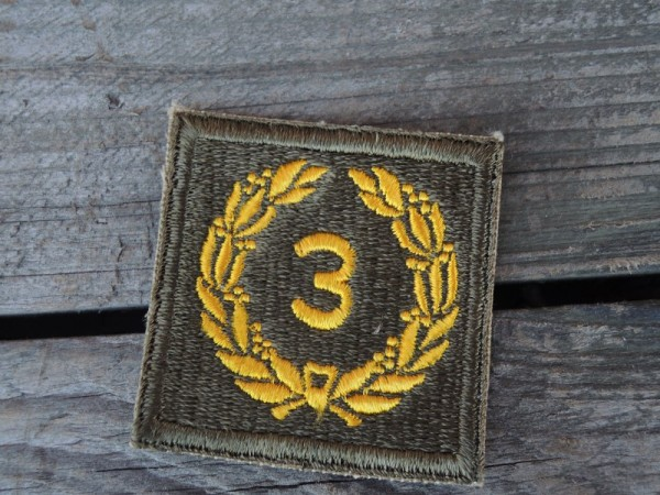 "US Army Badge Wreath "" 3 """