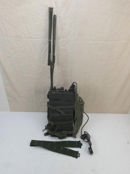 US ARMY RADIO RADIO RECEIVER VIETNAM PRC-10 + Accessories WILLYS JEEP #15