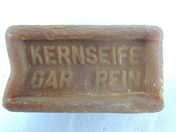 Wehrmacht Curd Soap Guaranteed Pure