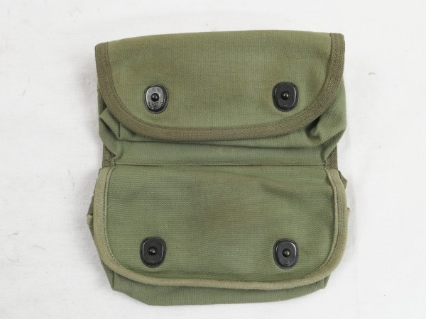 Type US Army Hand Grenade Bag - Bag for hand grenades - grenade bag pouch
