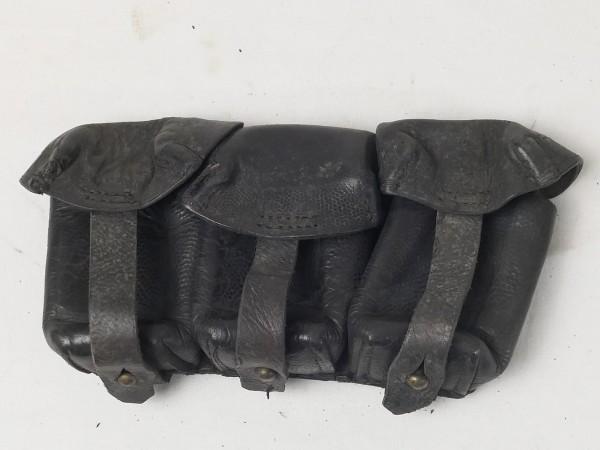 Wehrmacht original cartridge bag K98 black WK2