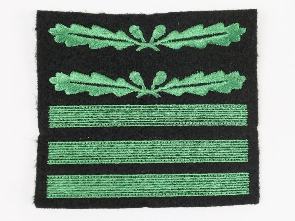 Elite Rank Badge for Camouflage Uniforms Standard Guide WSS