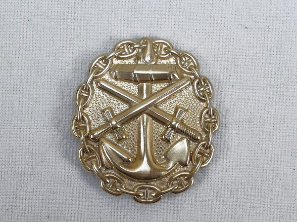 Wounded Badge of the Navy 1918 in Gold