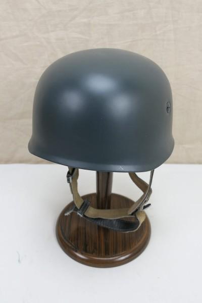 WK2 LW paratrooper helmet steel helmet M38 air force blue-grey 57/58