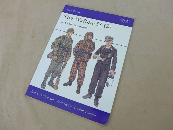Osprey Men-at-Arms / The Waffen SS (2) - 6th to 10th Divisions