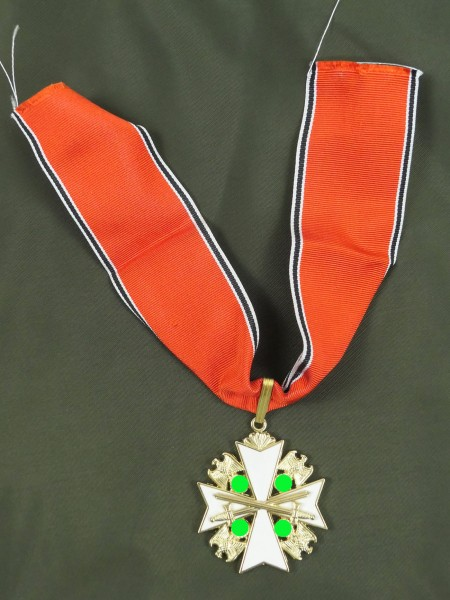 Order of Merit of the German Eagle 2nd level with swords
