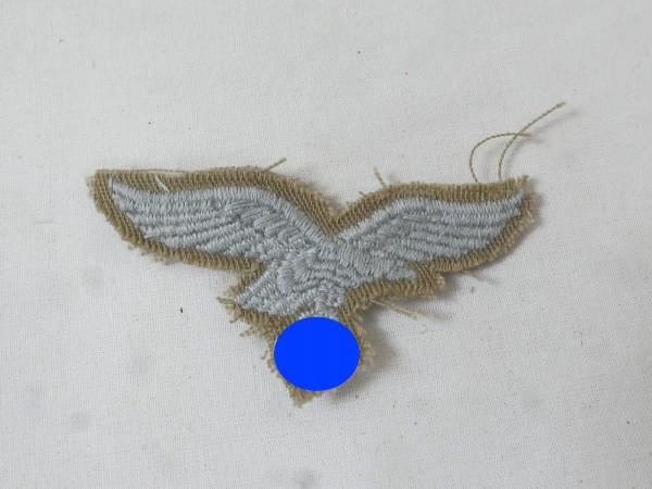 DAK Luftwaffe Tropics cap badge cap eagle field cap shuttle